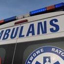 Mazowieckie: Samochód zderzył się z autobusem. Jedna osoba nie żyje