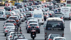 Mazowsze: Protesty mieszkańców. Spore utrudnienia