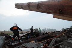 Mazowsze: Zobacz zniszczenia wyrządzone przez nawałnicę