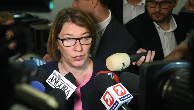 Mazurek o debacie ws. SN: To nie wysłuchanie publiczne, to samowolka