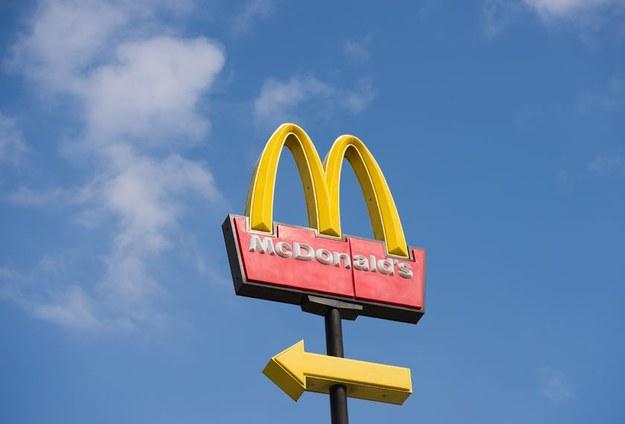 McDonald's zatrudni w tym roku ponad tysiąc pracowników /123RF/PICSEL