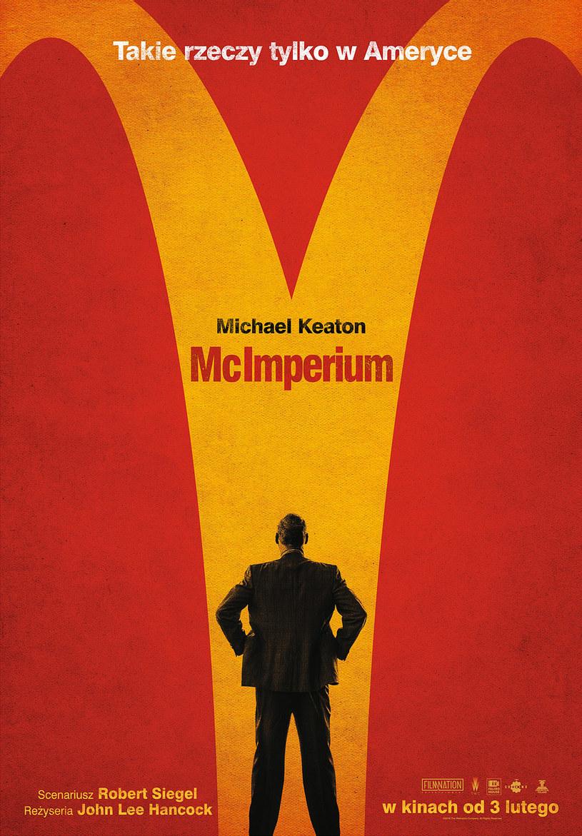 """McImperium"" trafi do kin 3 lutego /Forum Film Poland /materiały dystrybutora"