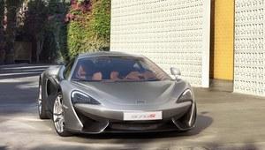 McLaren 570S już oficjalnie