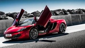 McLaren kończy produkcję 12C, ale...