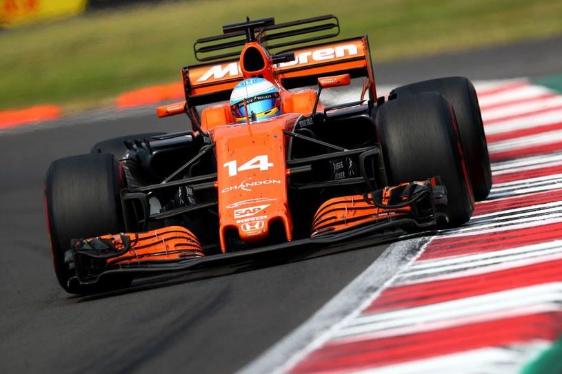 McLaren ma nowego kierowcę testowego /AFP