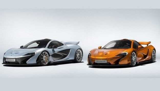 McLaren P1 /McLaren