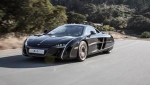 McLaren X-1 - jedyny egzemplarz na świecie