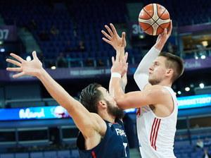 ME koszykarzy. Polska - Francja 75:78 w grupie A