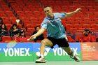 ME w badmintonie: Adam Cwalina i Przemysław Wacha powalczą o półfinał