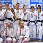 ME w judo. Polki ze srebrnym medalem w zawodach drużynowych