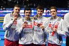 ME w pływaniu. Polska sztafeta z brązowym medalem!
