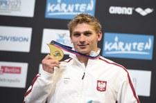 ME w pływaniu: Radosław Kawęcki w obronie tytułu