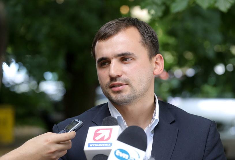 Mec. Marcin Dubieniecki /Paweł Supernak /PAP