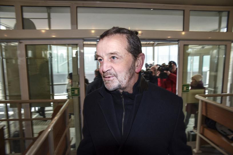 mecenas Władysław Pociej /Marek Lasyk/REPORTER  /Reporter