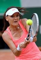 Mecz Agnieszka Radwańska - Cwetana Pironkowa na Roland Garros przerwany