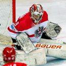 Mecz Austria - Słowenia 1-2 na MŚ w hokeju