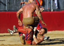Mecz Calcio Fiorentino