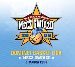 Mecz Gwiazd Dominet Basket Ligi odbędzie się 5 marca we Włocławku /