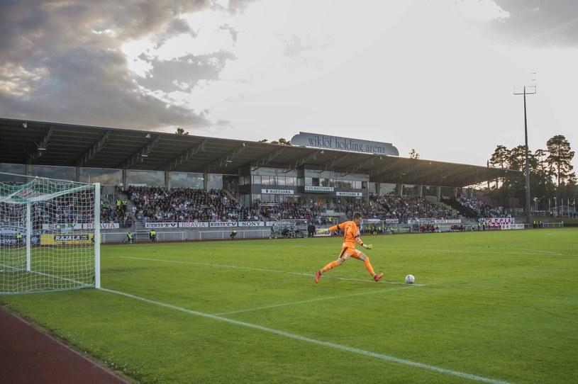 Mecz IFK Mariehamn - Legia Warszawa /PAP/EPA