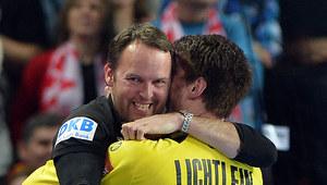 Mecz Niemcy - Hiszpania 24-17 w finale ME. Trener Sigurdsson o sukcesie
