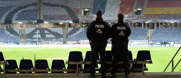 Mecz Niemcy-Holandia odwołany. Policja: Groźba zamachu