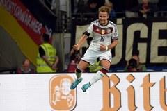 Mecz Niemcy - Polska: Emocjonujące starcie w obiektywie