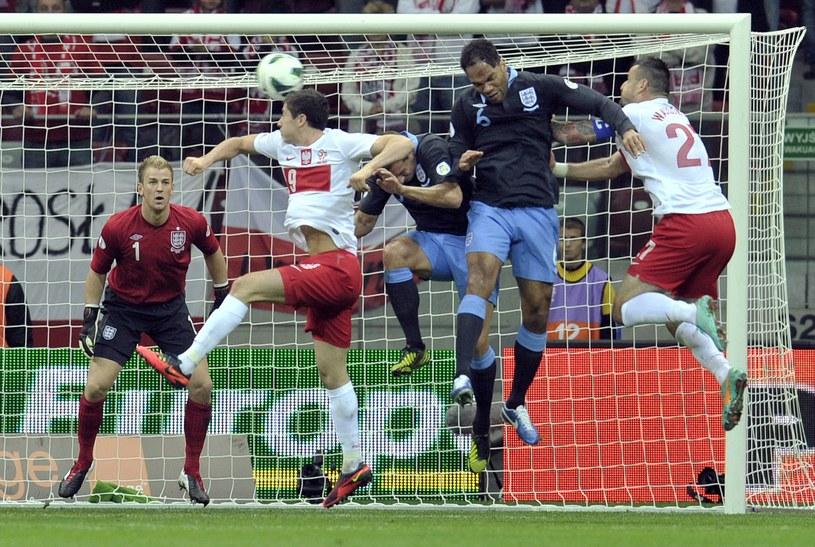 Mecz Polska - Anglia na Stadionie Narodowym miał się odbyć we wtorek /AFP