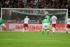 Mecz Polska - Irlandia. Triumf biało-czerwonych na Narodowym