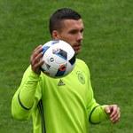 Mecz Polska - Niemcy 0-0. Lukas Podolski: Remis to dobry wynik