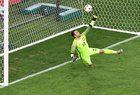 Mecz Polska - Portugalia na Euro 2016. Fabiański wzruszony, polały się łzy