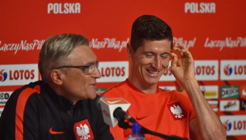 Mecz Polska - Rumunia. Lewandowski dołączy później