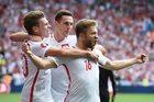 Mecz Szwajcaria - Polska 1-1, 4-5 w karnych na Euro 2016