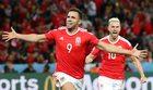 Mecz Walia - Belgia 3-1 w 1/4 finału Euro 2016