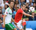 Mecz Walia - Irlandia Północna 1-0 na Euro 2016
