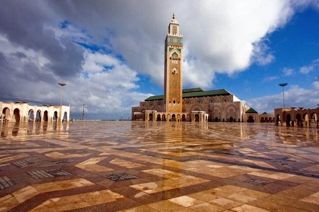 Meczet Hassan w Maroko /123/RF PICSEL