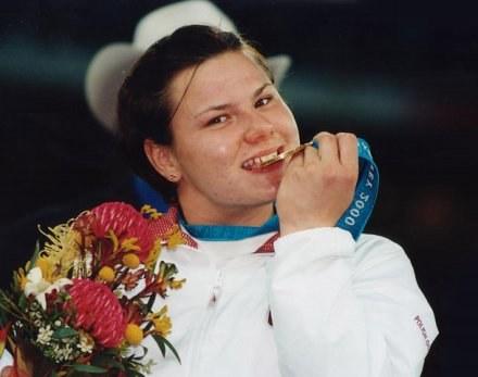 Medal Kamili Skolimowskiej można kupić na internetowej licytacji /fot.www.medalkamili.pl /