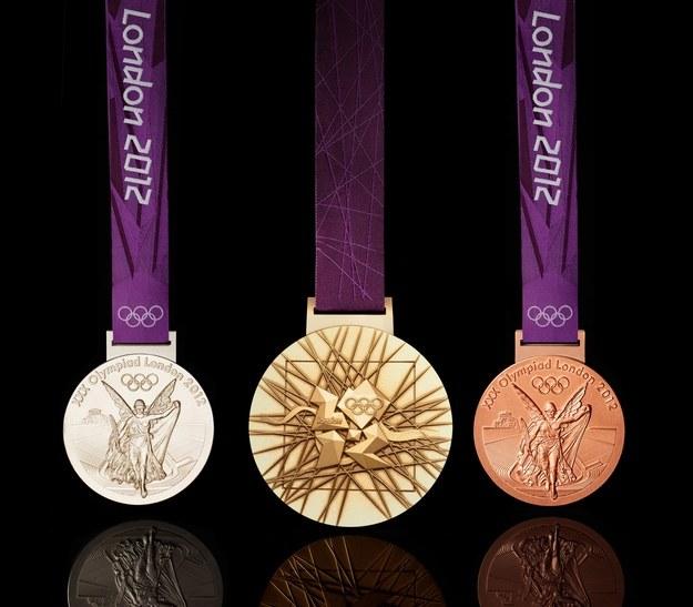 Medale igrzysk w Londynie /AFP