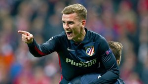 Media: Antoine Griezmann trafi do Manchesteru United?