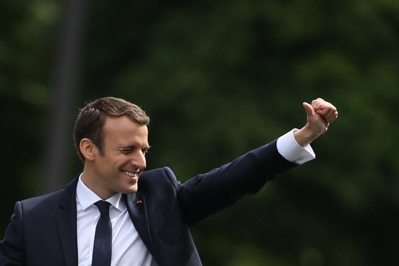 Media o gabinecie Emmanuela Macrona: Rząd umiarkowanych, w którym prawica odpowiada za finanse /CHARLY TRIBALLEAU  /AFP