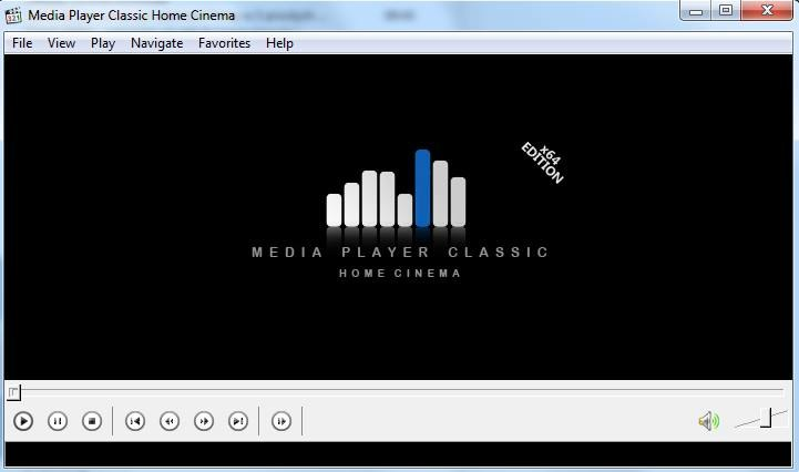 Media Player Classic Home Cinema /materiały prasowe