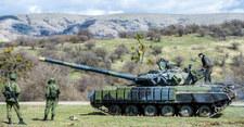Media: Rozpoczęła się budowa ogrodzenia między Krymem a Ukrainą