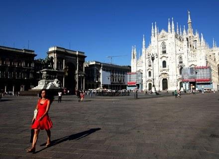 Mediolan jest stolicą mody /Getty Images/Flash Press Media