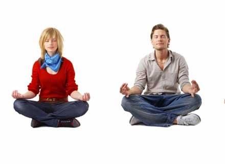 Medytacja pozwoli ci wygrać ze stresem /INTERIA.PL