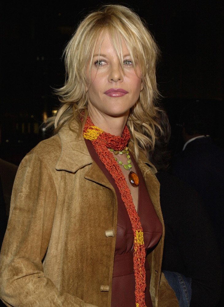 Meg Ryan 2000 rok /Getty Images