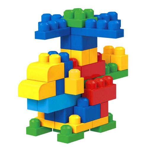 Mega Bloks - Klocki 80 elementów /materiały prasowe