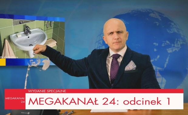 Megakanał 24: Największy kanał w internecie i najcalsza prawda całą dobę