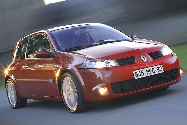 Megane RenaultSport (kliknij) /INTERIA.PL