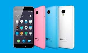 Meizu M2 oficjalnie - świetny smartfon za 96 dol.