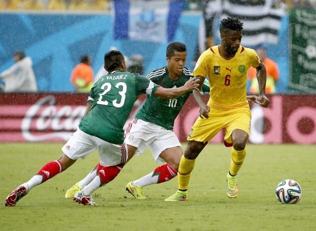 Meksyk - Kamerun 1:0. Znów kontrowersje wokół decyzji sędziego