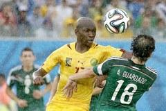 Meksyk - Kamerun. Drugi mecz mundialu w obiektywie